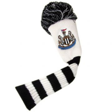 Newcastle United Headcover Pompom (Fairway)